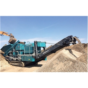 Crushing Equipment & Drill Systems